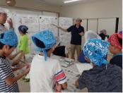 海洋環境・漁業を学ぶ